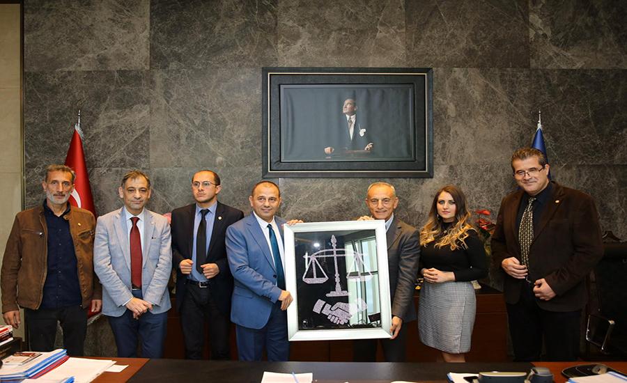 Adalet Birlik Partisi ve Küçükçekmece Belediye Başkanı Kemal Çebi