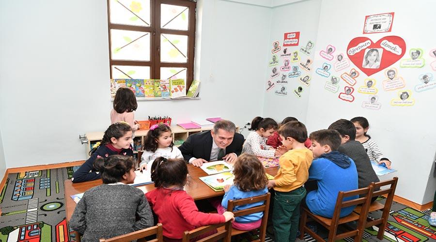 Bebek Kütüphanesi