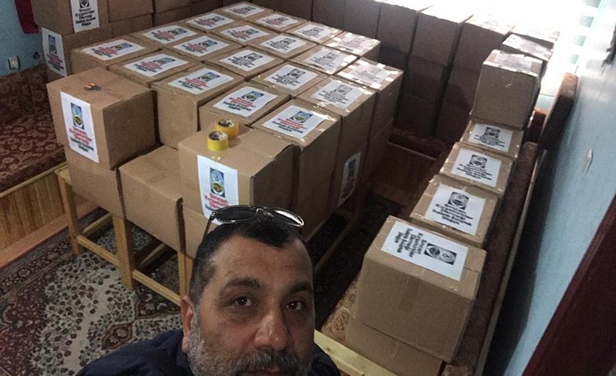 Kırşehirliler Derneği Yardım Kolisi