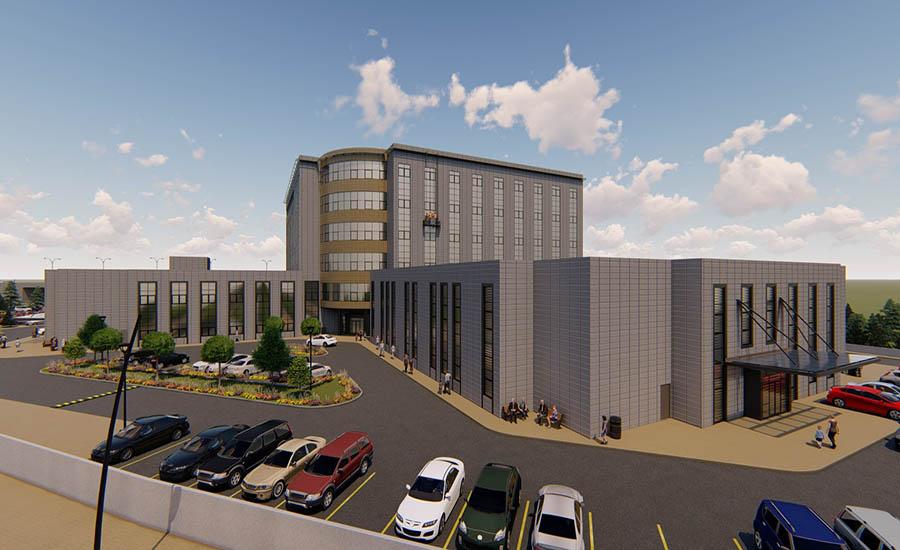 Akyurta Yeni Devlet Hastanesi