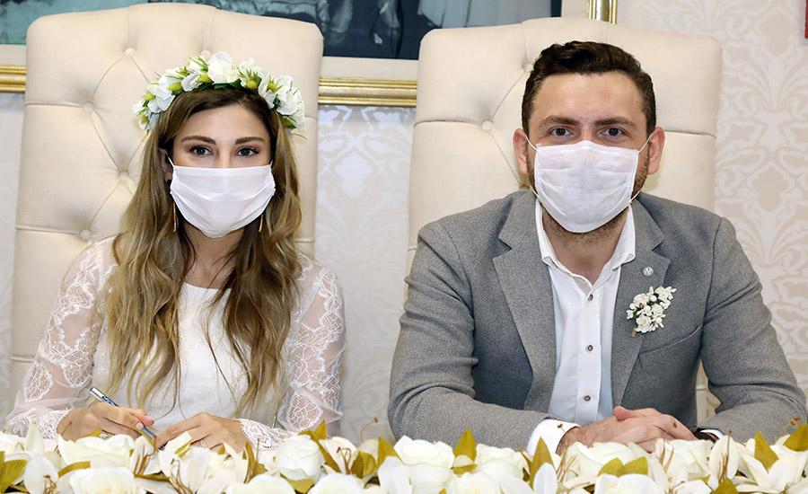 Çankaya Belediyesi Nikahlara Start Verdi