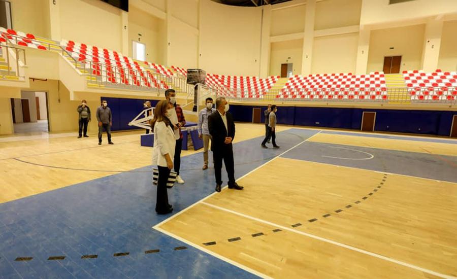 Murat Ercan'dan Nurdan Karaduman'a Ziyaret
