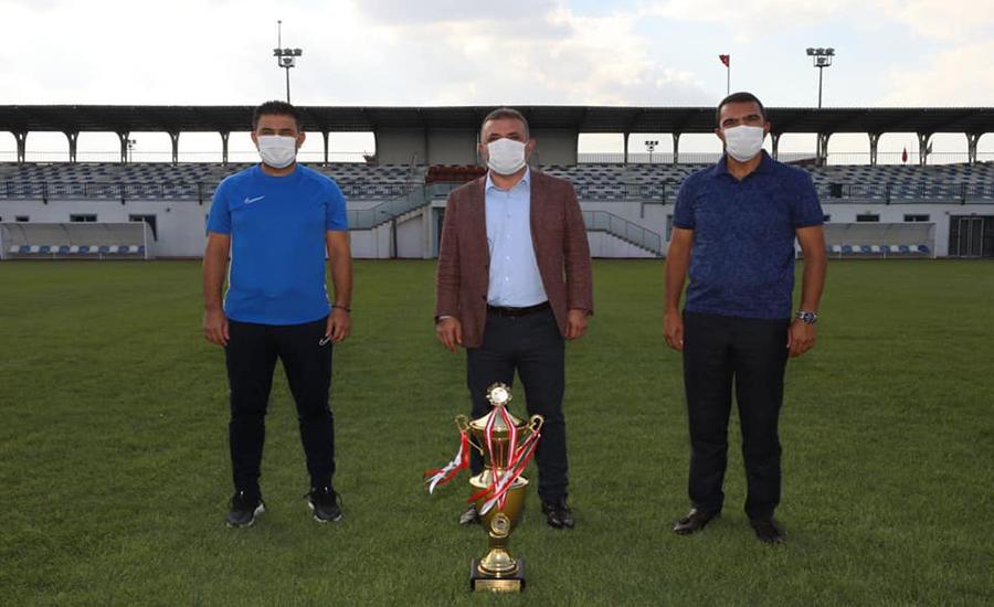Namağlup Şampiyon Sincan Belediyespor
