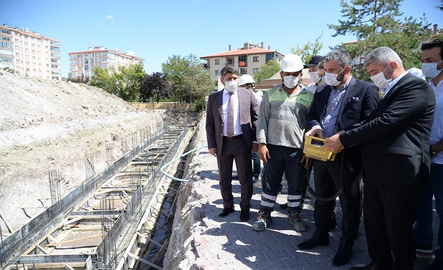 Pursaklar'a Şehitlik Meydanı