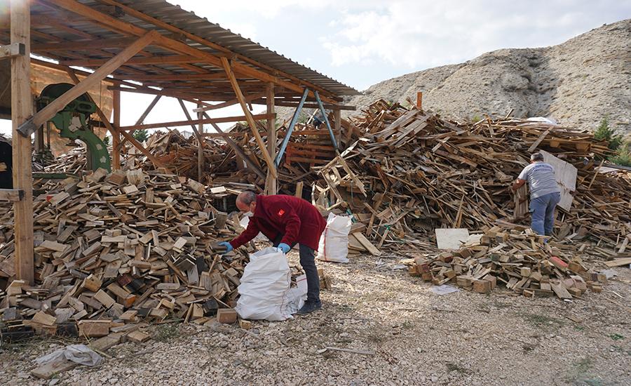Beypazarı Belediyesinde Kış Hazırlığı