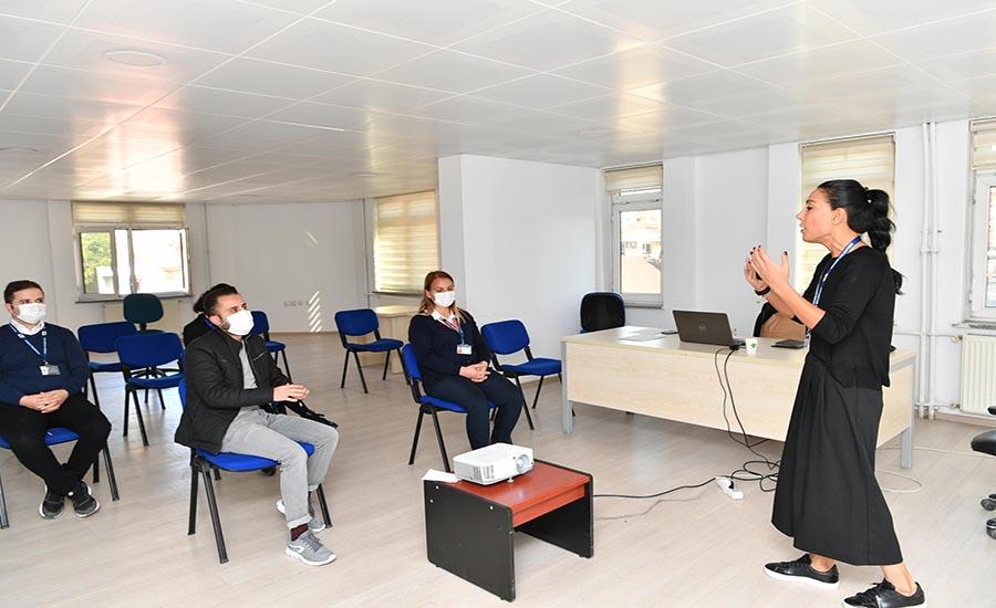 Mamak Belediye Personeline Protokol Semineri