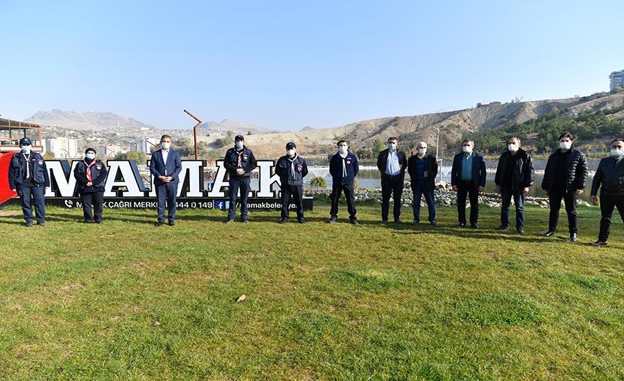Mamak Belediyesi İzcilik Kulübünü Kurdu
